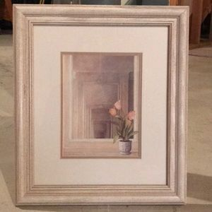 Wall decor.  French serenity collection.